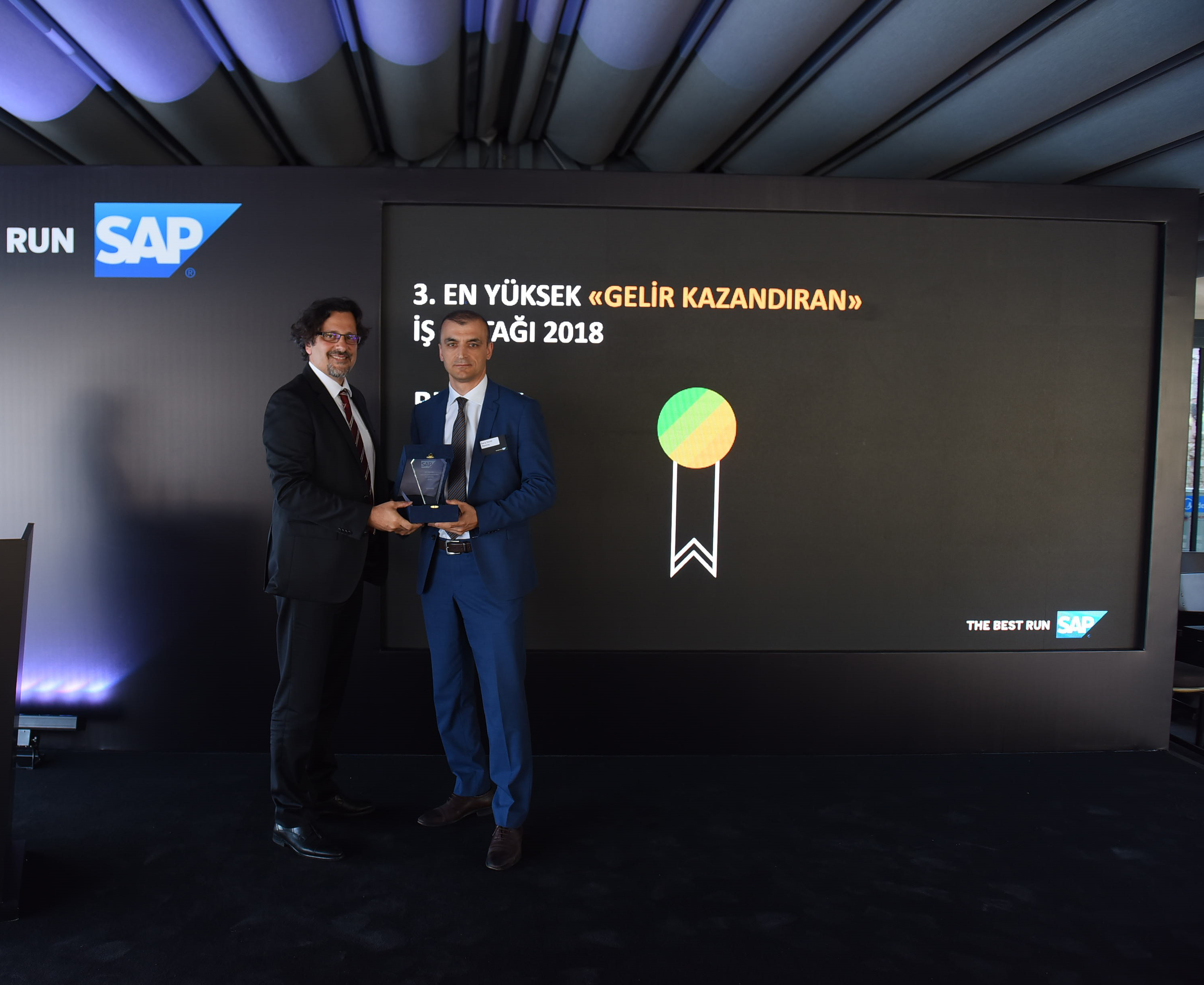 Highest Revenue Earning SAP Business Partner
