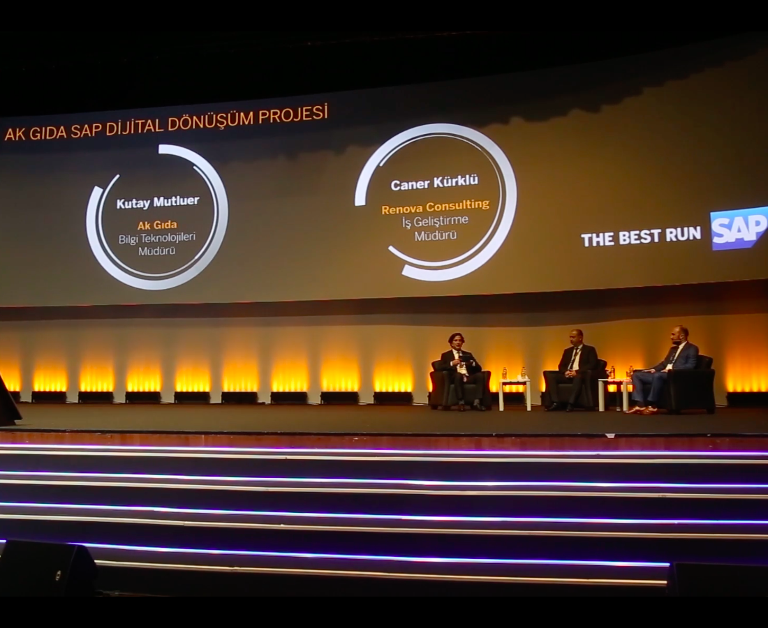 Ak Gıda SAP Digital Transformation Project Success Story