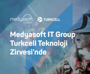 Medyasoft IT Group Turkcell Teknoloji Zirvesi'nde!