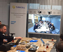 Our Turkcell SAP Project Has Begun