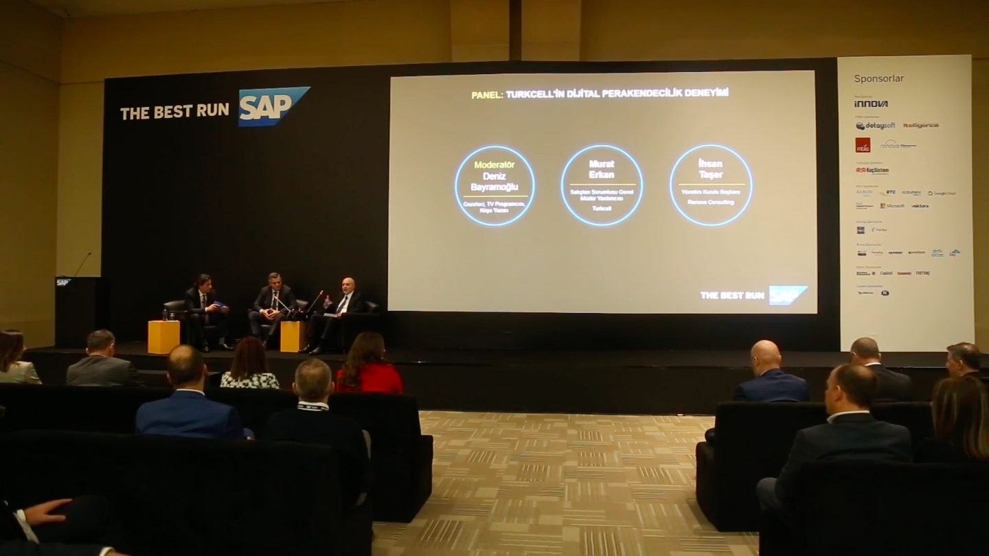Turkcell SAP Digital Retail Experience Project Success Story