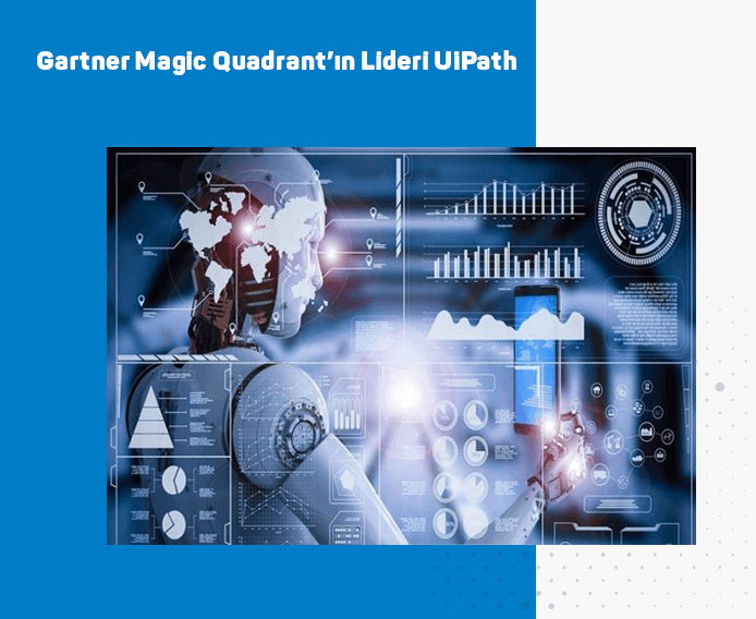 Gartner Magic Quadrant'ın Lideri